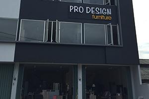 Opening Pro Design Store Semarang