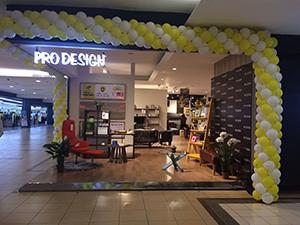 Grand Opening Pro Design Store BG Junction